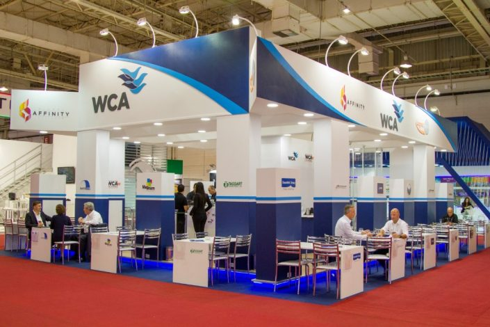 Fotografia Corporativa, Cobertura Fotográfica para WCA na Feira Intermodal