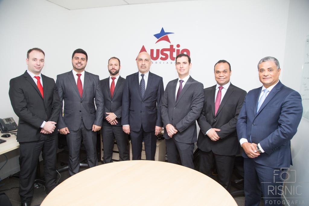 Retratos Corporativos - Austin Associados