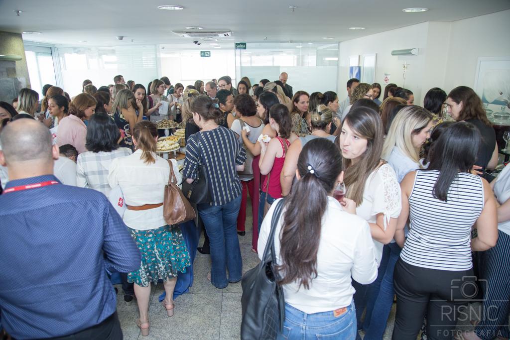 Fotografia Profissional Evento Corporativo. Cobertura do Simpósio no Hospital São Camilo, Unidade Pompéia