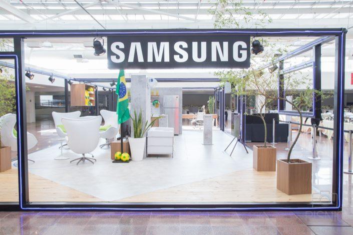 Fotografia Corporativa de Cobertura da Convenção Magazine Luiza & Samsung