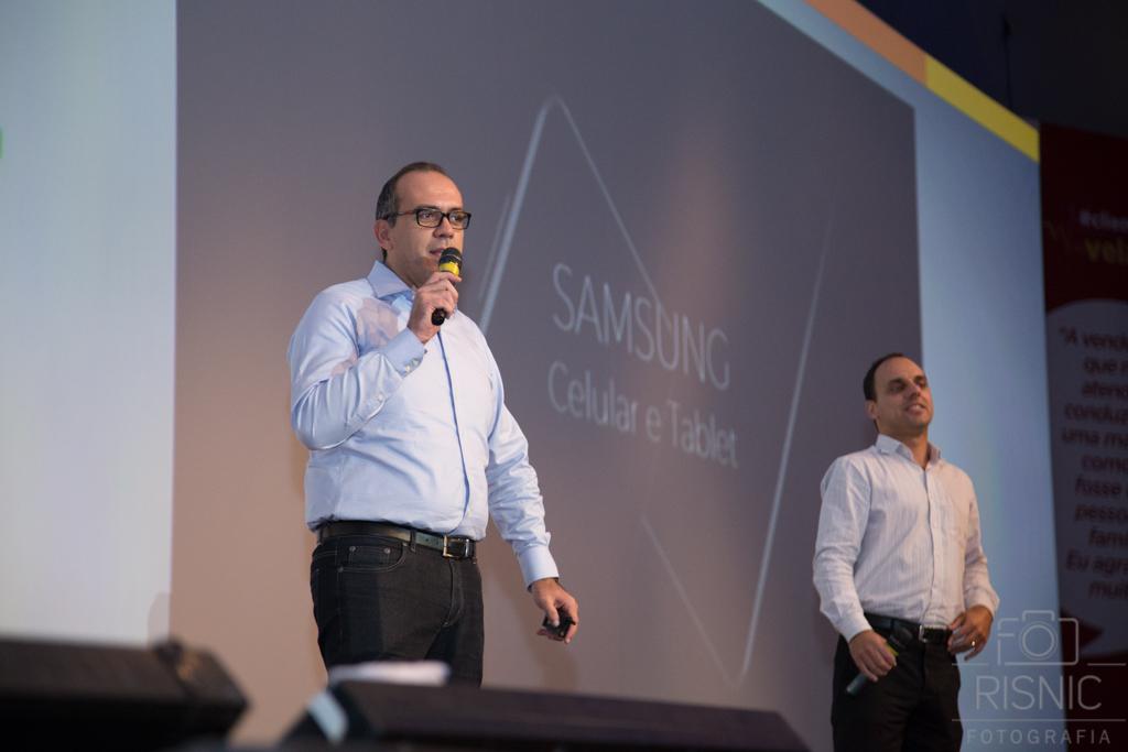 Magazine Luiza & Samsung