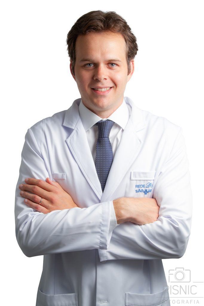 Dr José Eduardo, Retrato Corporativo do Médico Especialista em Urologia