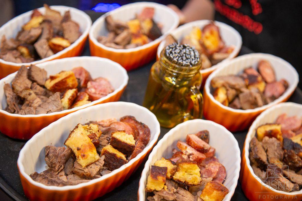 Churrasco para o evento Accera BBQ
