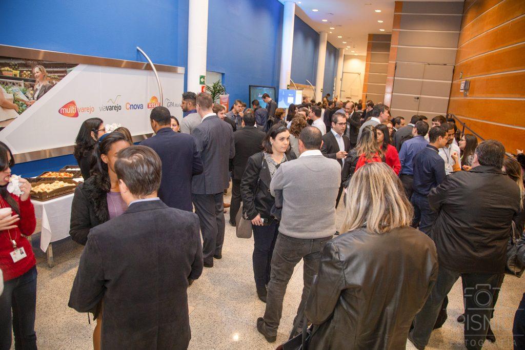 Convidados para o Evento da ACCERA realizado dentro da Sede do Grupo Pão de Açucar