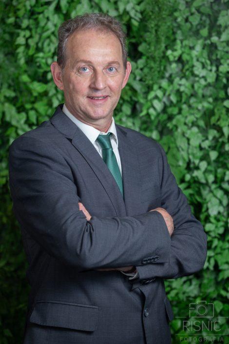 Retrato profissional do diretor da Rödl & Partner em São Paulo