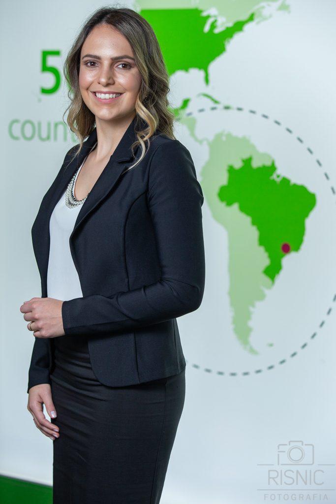 Retrato corporativo do membro da diretoria da Rödl & Partner em São Paulo