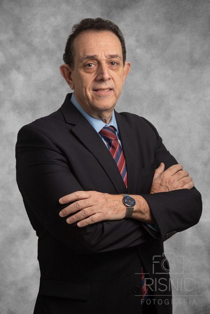 Retrato de advogado Renato Berezin